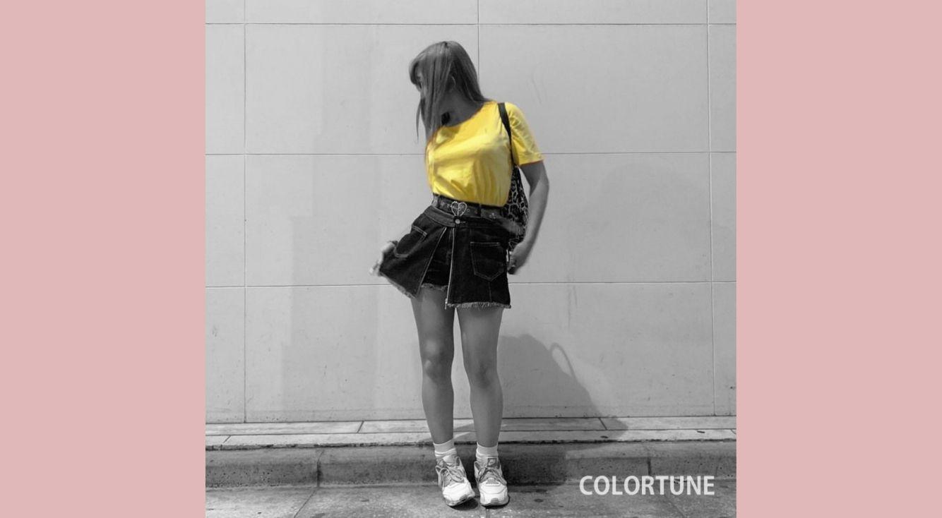 【Colortune】アプリを使って写真をオシャレなワンポイントカラーに加工する方法!