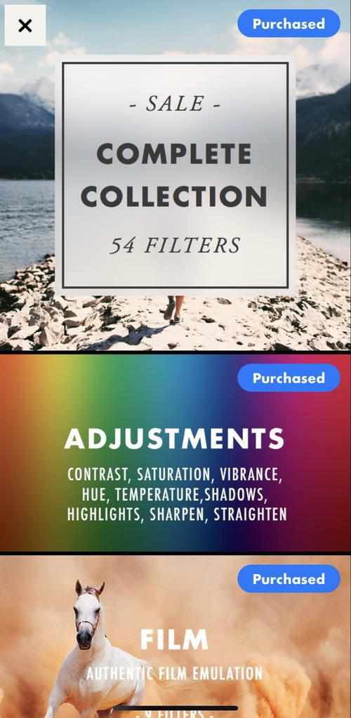 Choromic:Video Filters,Editor