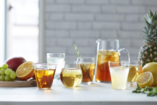 【Afternoon Tea】自宅で手軽に美味しく作る!水出しアイスティーが登場!