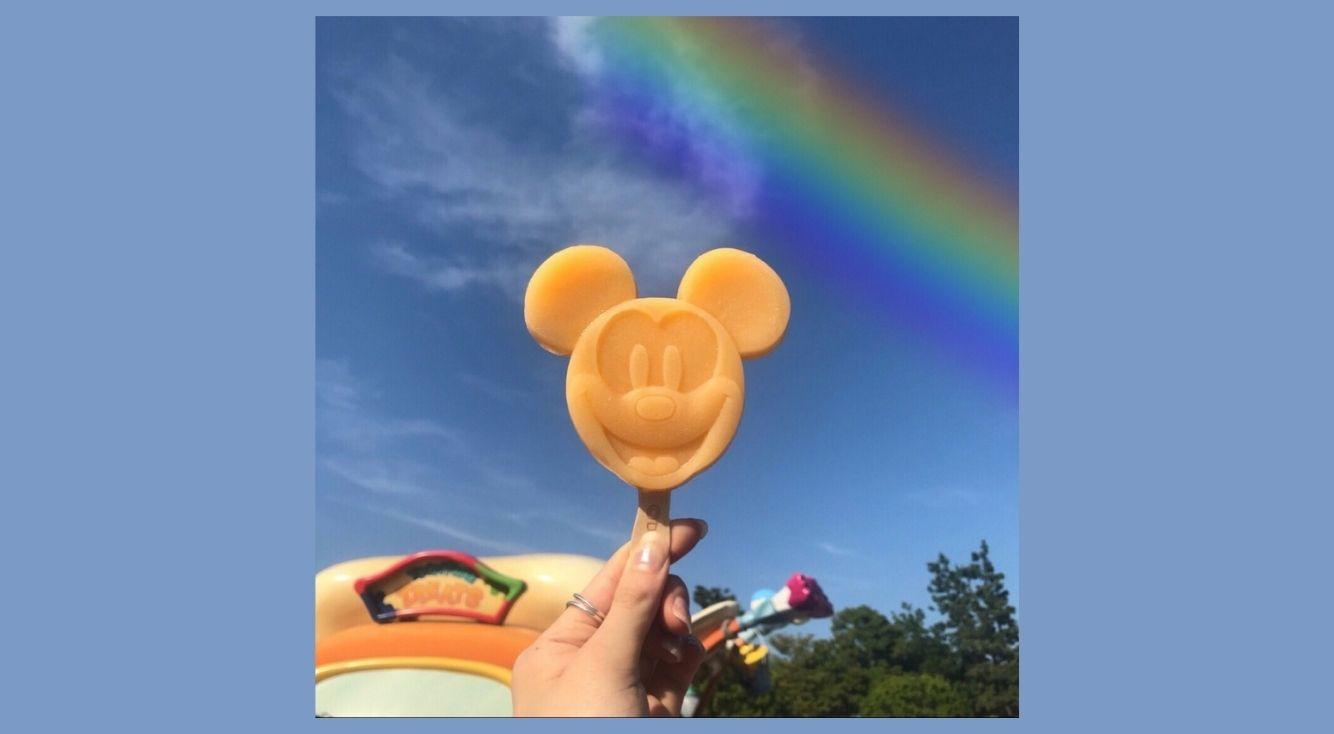【PicsArt】超簡単!流行りの「虹加工」をかけてみよう♡