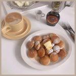 韓国のおうちカフェで流行中『ミニパンケーキ(#미니팬케이크)』の作り方やアレンジ、おすすめの食べ方を紹介!