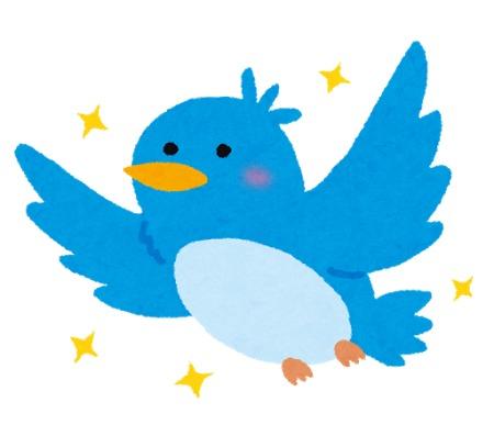 「Twitter(ツイッター)」のイメージ