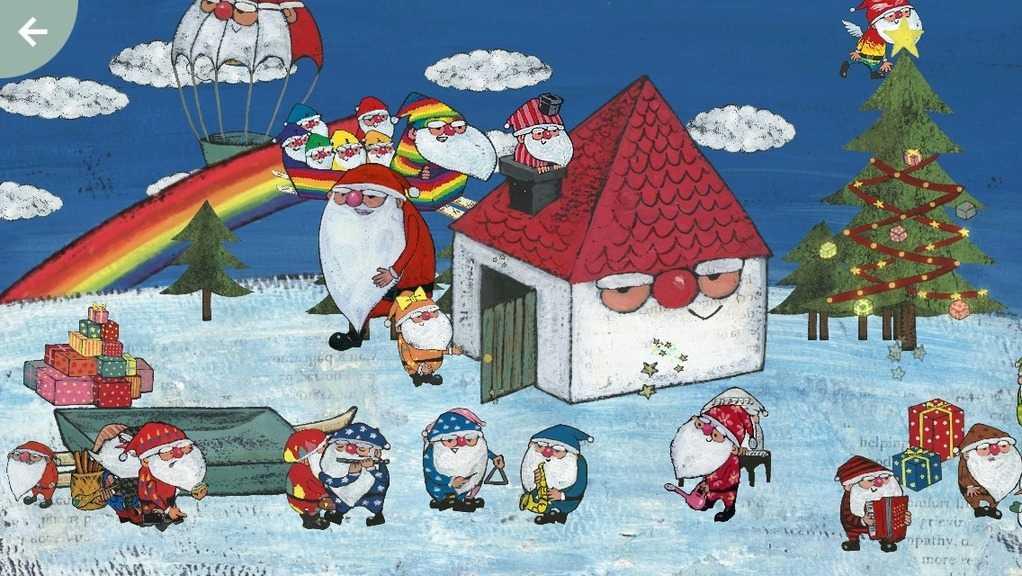 クリスマスのひ2