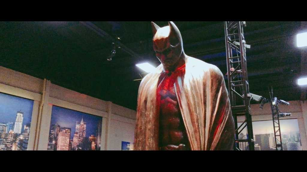 バットマンの衣装