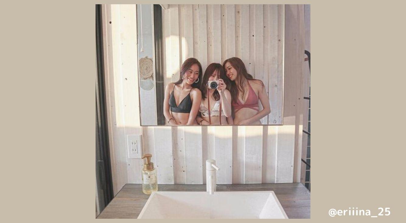 3人で撮る可愛い写真映えポーズ6選◎ナチュラルな姿を撮って、仲の良さをアピールしちゃおう!