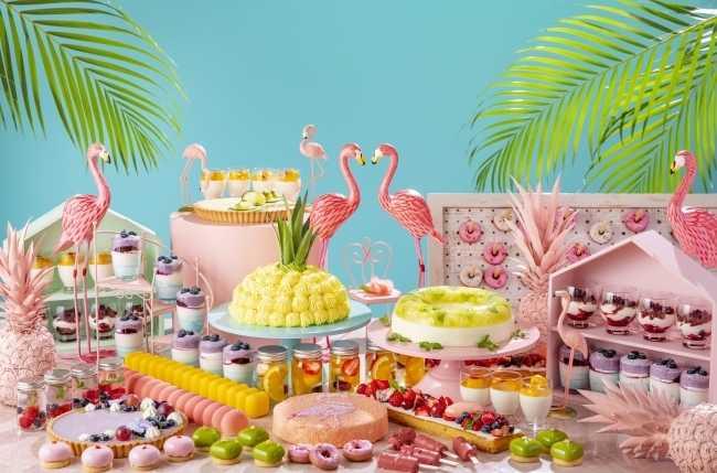 Summer-buffet-hilton-nagoya