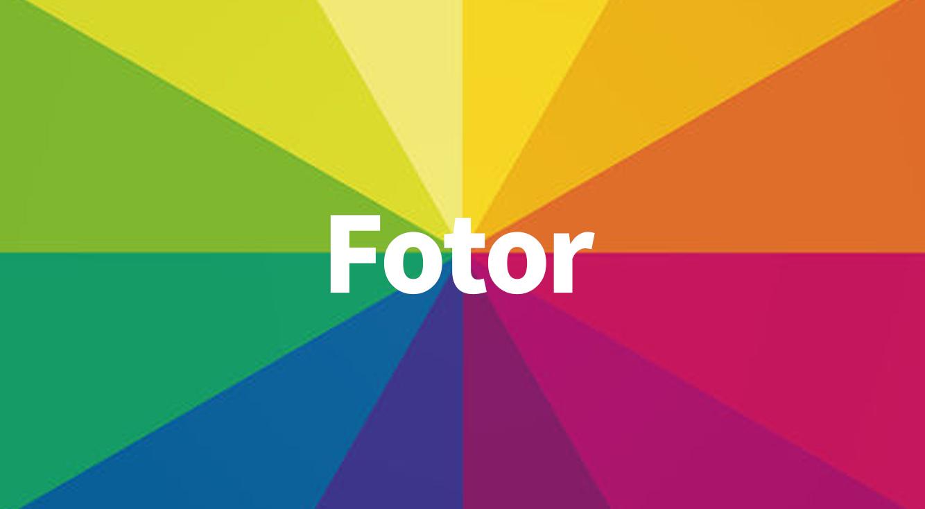 スマホで撮った写真のクオリティをグンと上げるアプリ【Fotor】