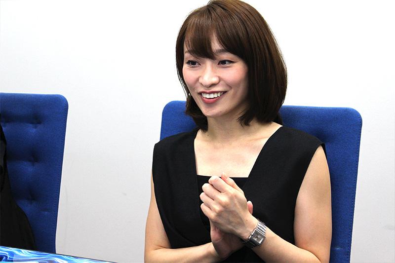 元タカラジェンヌの藤咲えりさん