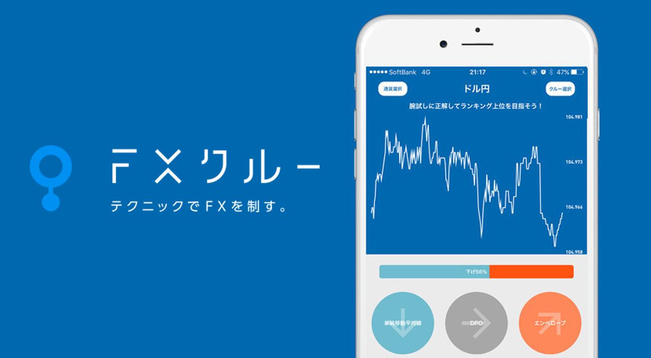 【FXクルー】話題のFXをクイズ感覚で体験&勉強! :PR