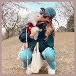 箱根園で愛犬と一緒にインスタ映えする旅をしよう♡