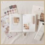 手作りスケジュール帳が流行ってる♡お洒落な手帳にするためのアイテムや可愛い手書きデコを紹介!