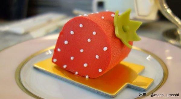 おもちゃみたいな苺のケーキ【フレーズラデュレ】が大ブーム♡