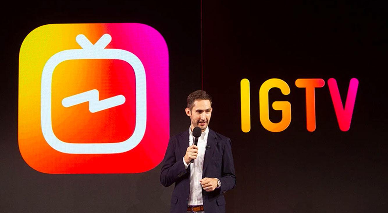 【IGTV】インスタから新アプリ登場!縦画面版YouTube?1時間の動画が投稿できる!
