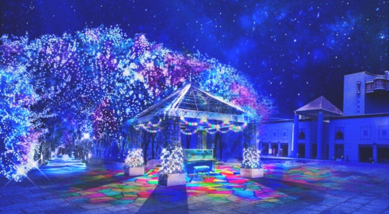 イルミネーションで横浜が光に包まれる「ヨコハマミライト」♥ピアノと連動する参加型イルミも登場