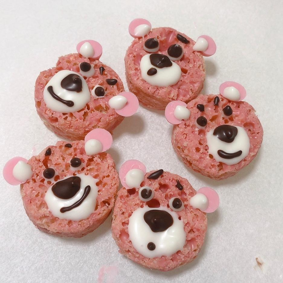 ピンクが可愛い!手作りロッツォスイーツが #おうちカフェで人気「サクサク食感のしっとりいちご」をアレンジ♡