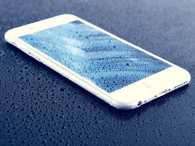 iPhoneの防水性能について