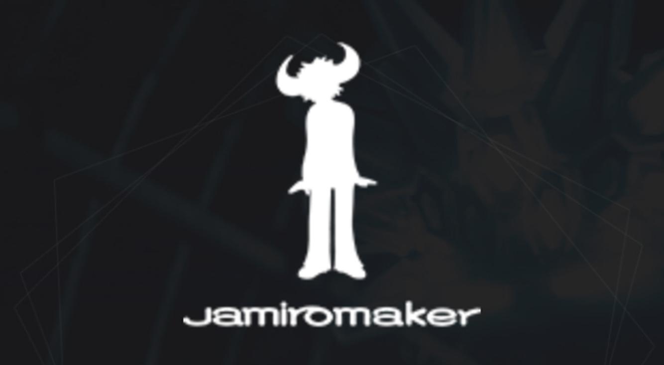 Jamiroquaiのジャケ風ロゴが作れる「ジャミロメーカー」がかっこいい♡