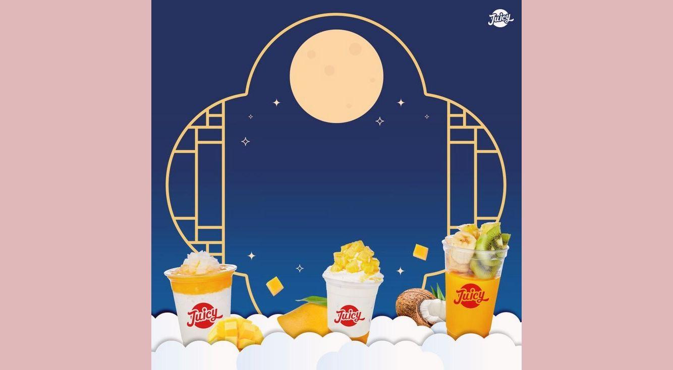 韓国NO.1フレッシュジュースブランド「JUICY」から新作マンゴージュースが登場!