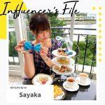 お洒落なスイーツやアフタヌーンティーを紹介するインスタグラマー・Sayakaさんにインタビュー!フォロワーを伸ばした方法は?