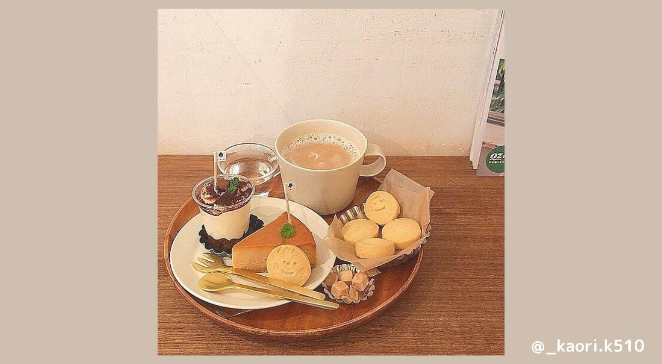 赤羽にある小さなカフェ『anzu to momo (アンズトモモ)』でほっこりティータイムを♡可愛いバースデープレートも紹介!