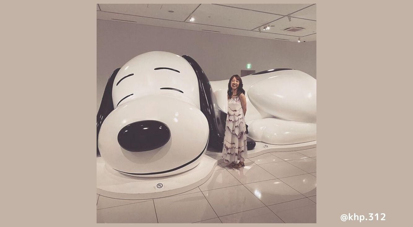 スヌーピーだらけの世界!「スヌーピーミュージアム」の紹介♡癒し空間に心打たれる♡