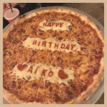 """メッセージ入り""""ピザ""""でお祝いできるお店「PIZZA SLICE(ピザスライス)」を紹介♡バースデーサプライズにおすすめ!"""