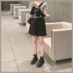 「アームカバー」がファッションアイテムに?!お洒落女子がやってるアームカバーコーデをチェック♡