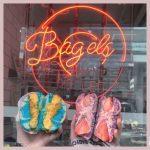 まるで海外?ポップで可愛いベーグルがあるサンドウィッチショップ「NEW NEW YORK CLUB BAGEL & SANDWICH SHOP」♡