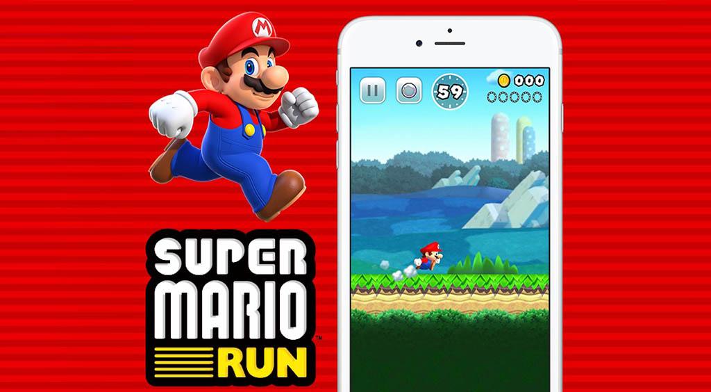 マリオのアプリがリリース決定!「ザ・マリオ」なアクションゲーム♪
