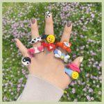 今話題の「クレイリング」を紹介♡乾燥粘土で作る世界に一つだけの私のリング!?