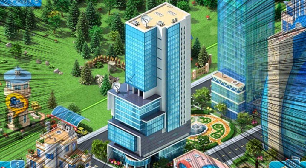 こ…これはヒカ◯エ!市民から取り立てた税金で自分好みの街を作ろう!!【Megapolis】 :PR
