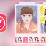 【Meitu】人気YouTuberカリブラ&東海オンエアもやってる!写真が似顔絵になるアプリ♡日本語にする設定方法も紹介