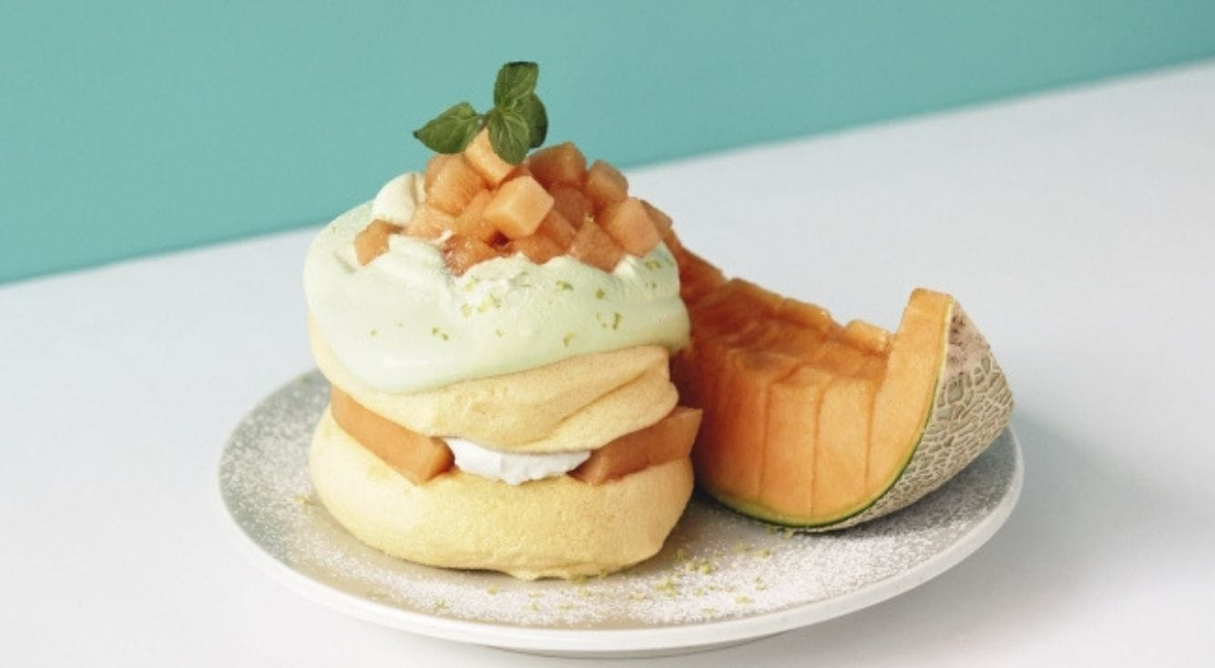 『FLIPPER'S』で夕張メロンパンケーキが登場♡タピオカの新フレーバーも!