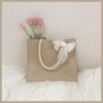 無印良品のジュートマイバッグが優秀すぎる♡アレンジ方法まで教えちゃいます!