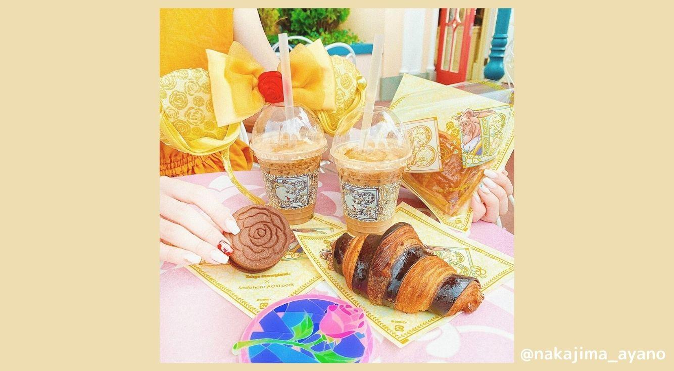 ディズニーランドで本格スイーツが食べられる♡「Sadaharu AOKI paris」とのコラボメニューが話題!