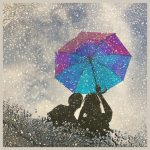 雨の日がハッピーになる♡写真も映えるおしゃれなアイテム「オーロラ傘」を紹介!