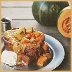 SNSで話題の「パンプキンフレンチトースト」が食べられる!市ヶ谷(麹町)にあるカフェ&ベーカリー【No.4】を紹介!