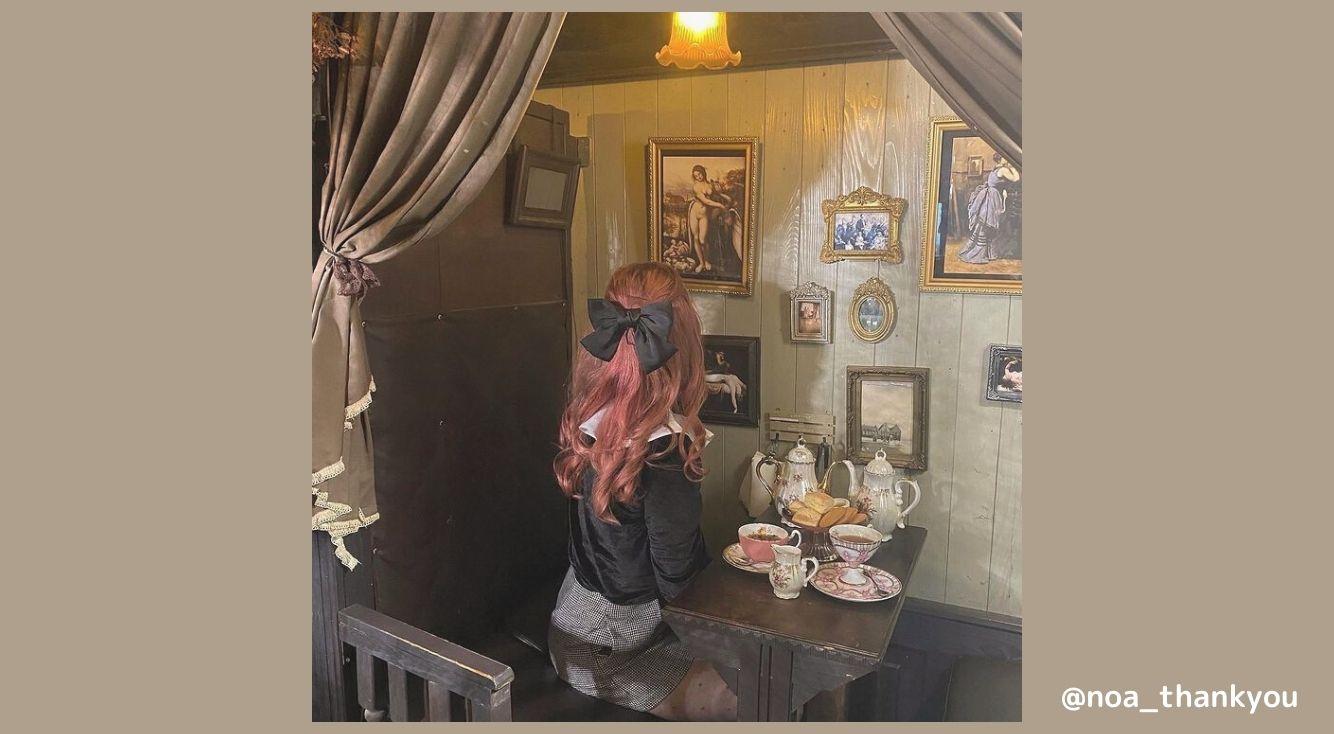 まるでおとぎの国!?高円寺の隠れ家カフェ「エセルの中庭」を紹介♡