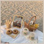 海ピクニックが流行る予感♡おすすめの映える持ち物やおしゃれな撮り方をご紹介!