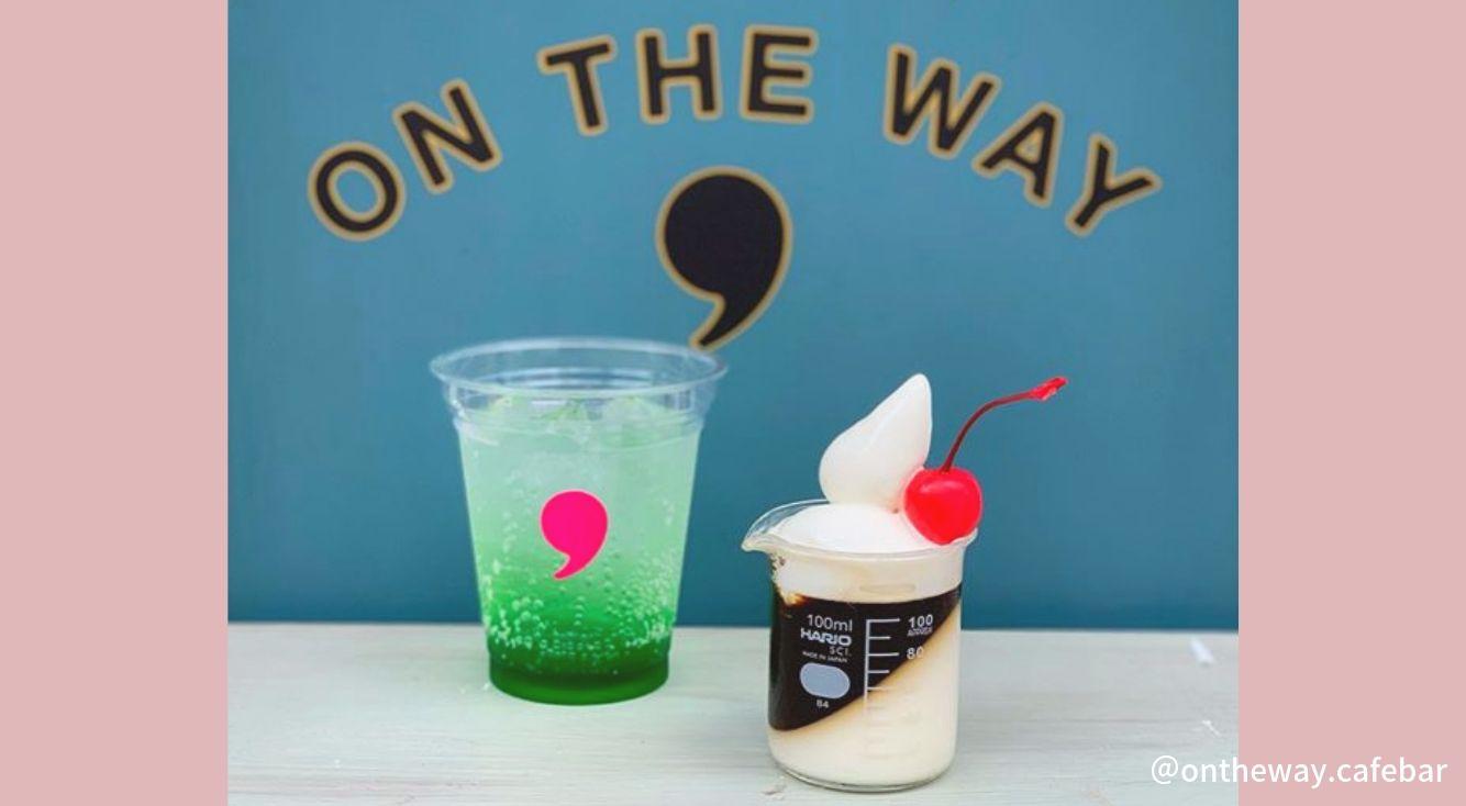 カップケーキやクリームソーダが超かわいい♡【ON THE WAY  cafe】をご紹介!
