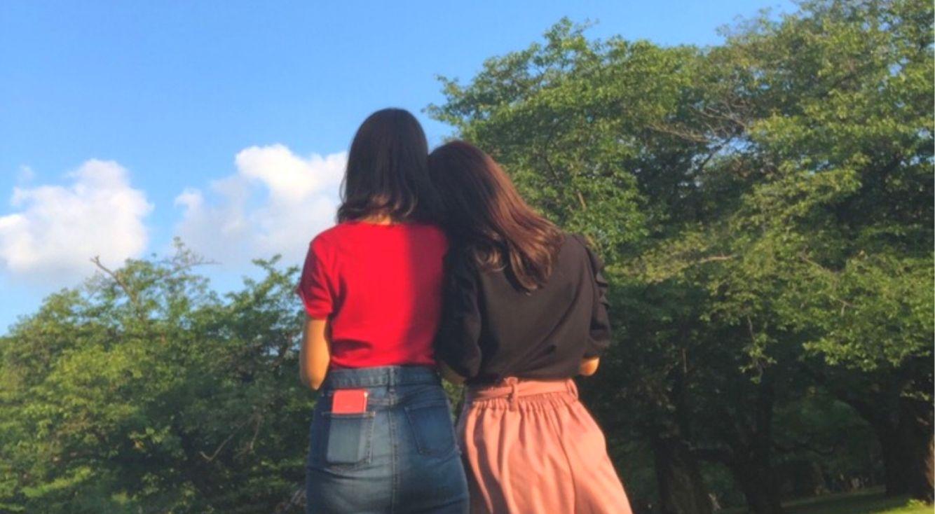 公園デートをしたときのポーズはこれだぁ!東京でおすすめの公園も大紹介!