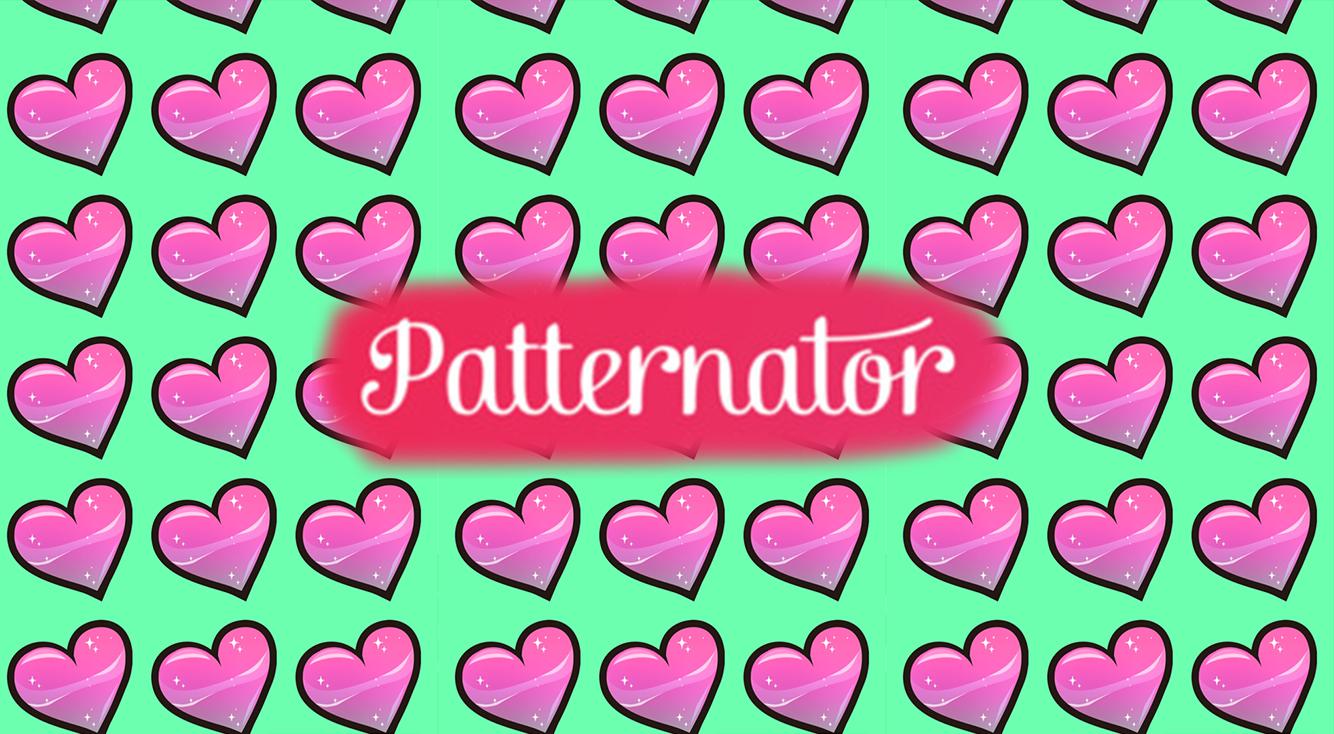 こどもやペットの写真・スタンプ画像で総柄のロック画面が作れるパターンメーカー【Patternator】