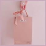 ピンクが可愛い人気ショップ袋5選!GETしたショッパーの使い道も紹介!