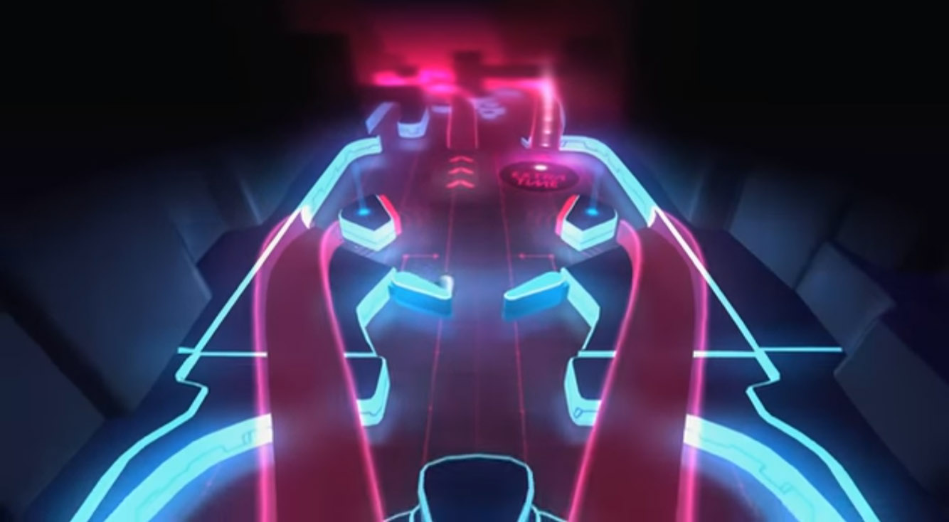 【PinOut】電脳世界にトリップ! 超未来派ピンボールゲームが登場!