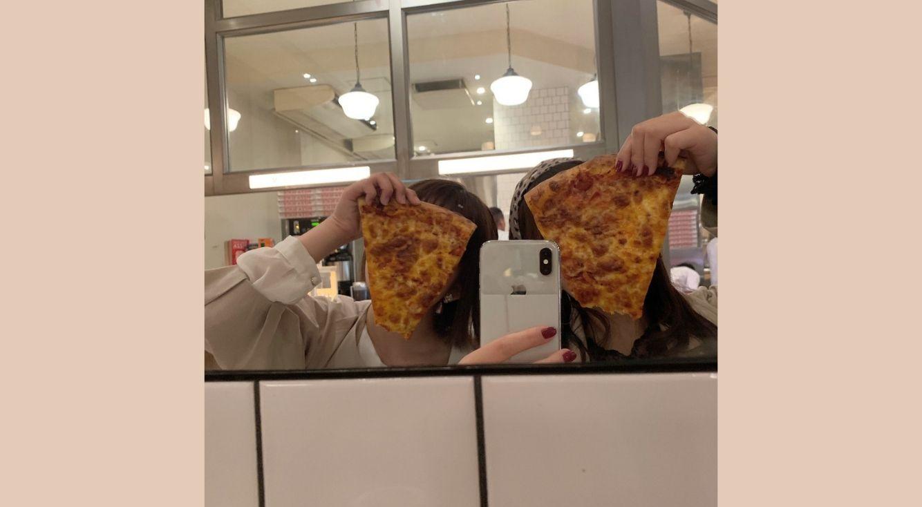 表参道のオトナでおしゃれなピザ屋さん♡【PIZZA SLICE 2】