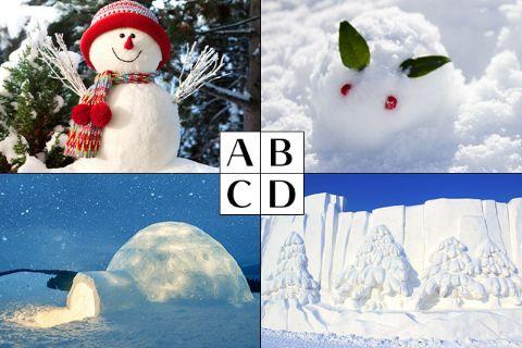 心理テスト|雪であなたは何を作る?答えでわかるあなたの金運