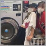 いま「コインランドリー」がインスタ映えなんです♡お洗濯のついでにエモ写を撮っちゃおう!