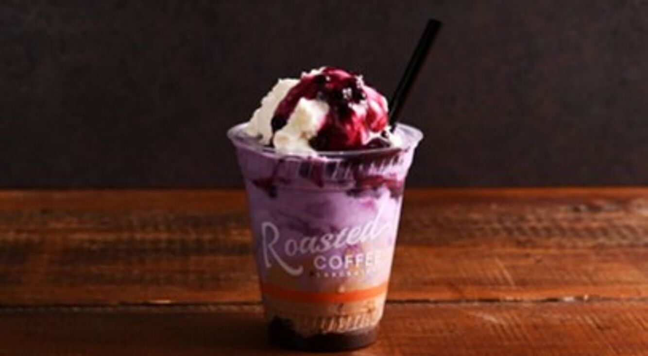 怪しげなダークナイトを表現!「Roasted COFFEE LABORATORY(ローステッド コーヒー ラボラトリー)」からハロウィン限定メニューが登場♡