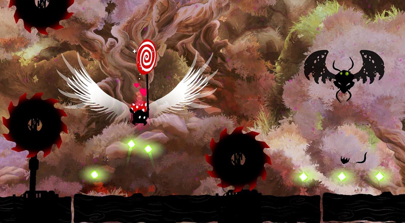 ハイスコア目指して敵を斬れ!ワンタップ忍者アクションゲーム!