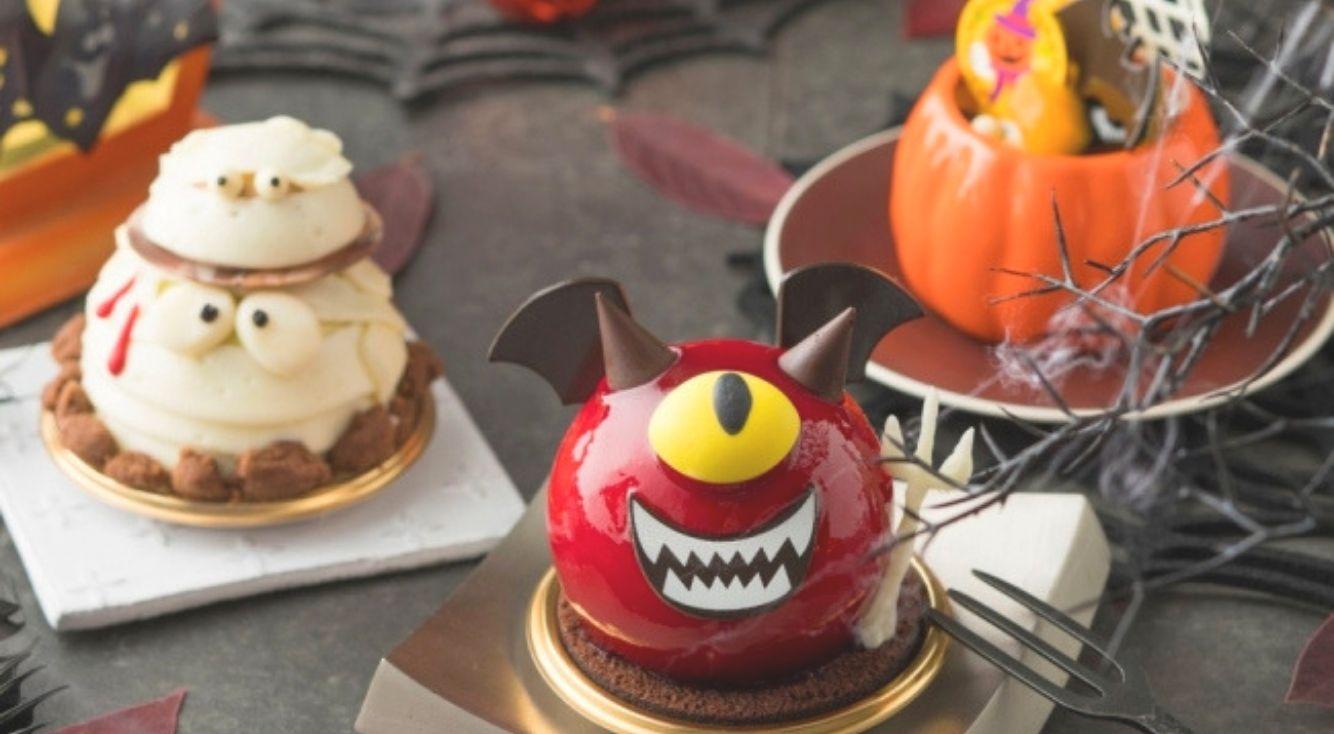 「コワ可愛い」お菓子であまーい悪夢を♡シェラトンホテルの『ハロウィーン スイーツ&ベーカリー』